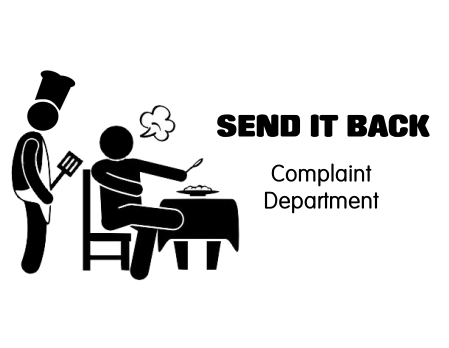 File Your Complaints Here