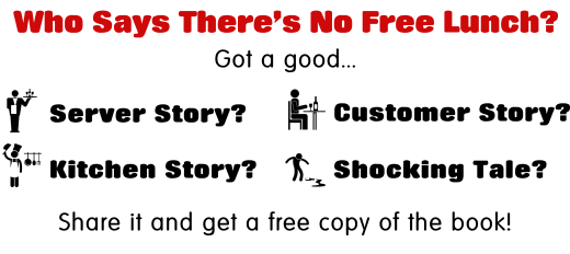 Tell a Good Story, Get a Free Book!
